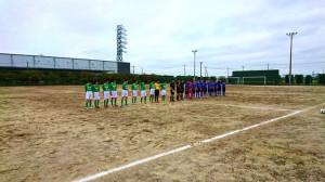 所沢学習センターサッカー部試合写真