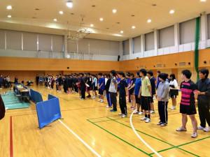 千葉県定時制通信制秋季体育大会